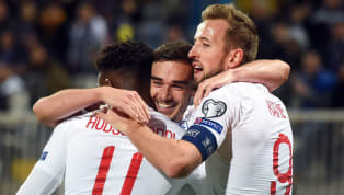 Win Threelate goals sealed England's 4-0 victory over Kosovo on Sunday, papering over the cracks of a dull and uninspiring performance at theFadil Vokrri...