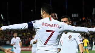 Rạng sáng nay,Cristiano Ronaldođã khiến cả thế giới lần nữa ngước nhìn khi lập cú poker giã nát lưới ĐTLithuania ở vòng loại EURO 2020. Trước...
