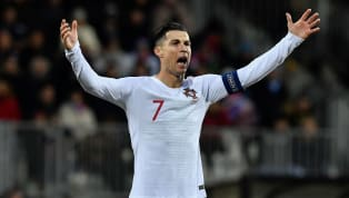 Juventus forward Cristiano Ronaldo celebrated his 35th birthday on Wednesday, while his girlfriend decided to surprise him with a new luxury car. As you do....