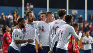 England picked up another comfortable win in their Euro 2020 qualifying campaign, scoring another five goals in a 5-1 win over Montenegro. The visitors were a...