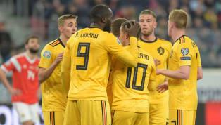 Tuyển Nga đã bị tuyển Bỉ vùi dập đến 1-4 trong trận cầu mà anh em nhà Hazard cùng Romelu Lukaku tỏa sáng rực rỡ. Kết quả vòng loại Euro 2020: Ai giành vé vào...
