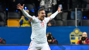 Draw Spain booked their place at next year's European Championships with a dramatic 1-1 draw against Sweden at the Friends Arena in Stockholm, as Rodrigo...