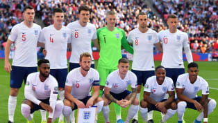 aria ​England manager Gareth Southgate has named his 25-man squad for upcoming Euro 2020 qualifier against Czech Republic and Bulgaria later this month, with...