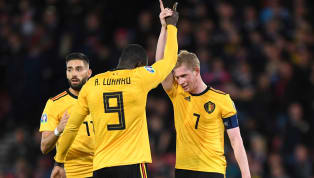 Belgium midfielder Kevin de Bruyne set an impressive Euro 2020 qualifying record during Monday night's 4-0 demolition job of Scotland.  The Manchester City...