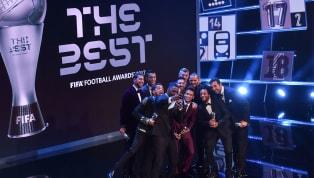 बीती रात लंदन में हुईफीफा द बेस्टअवॉर्ड सेरेमनी में साल की बेस्ट XI यानि कि FIFPro वर्ल्ड XI का चुनाव भी हुआ। मेसी और रोनाल्डो की अगुवाई वाली इस XI में...