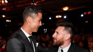 Lionel MessivàCristiano Ronaldogóp mặt cùng với ngôi sao còn lại là Virgil van Dijk được nêu tên trong danh sách rút gọn của giải thưởng UEFA - Cầu thủ...