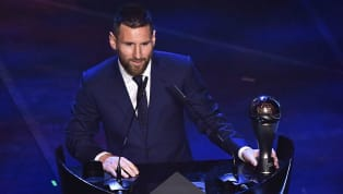 rize ​Lionel Messi was named as The Best FIFA Men's Player of the Year on Monday evening ahead of the likes of Virgil van Dijk and Cristiano Ronaldo, but that...