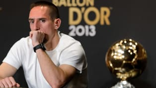 "​Bayern Munich legend Franck Ribéry has spoken out about coming third in the Ballon d'Or rankings in 2013, labelling it as the ""biggest injustice"" of his..."