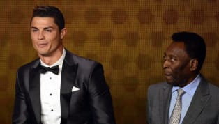 Brazilian footballing royalty Pelé has called Cristiano Ronaldo the best player currently playing, but insisted that the rank of the greatest of all time is...