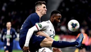 Auteur d'une performance très mitigée lors de la demi-finale de Coupe de France entre Lyon et le PSG, Thomas Meunier a été la cible des supporters parisiens...
