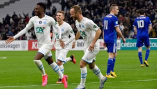 Pour cette affiche des 8es de finale de la Coupe de France, l'OM recevait Strasbourg au Vélodrome. Une rencontre qui a tourné à l'avantage des joueurs...