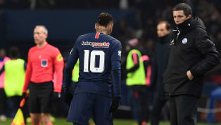 Paris Saint-Germain superstar Neymar has been ruled out of both legs of the French side's Champions League last 16 tie against Manchester United, according to...