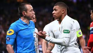 Expulsé pour une très grosse fautelors de la défaite parisienne en finale de Coupe de France sur Damien Da Silva,Kylian Mbappéest passé devant la...