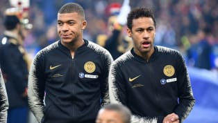 ymar ​Real Madrid remain on 'high alert' with regard to Paris Saint-Germain duo Kylian Mbappe and Neymar, according to the Spanish media...whatever that...