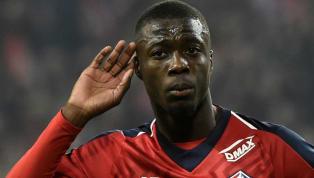 D'après les informations de RMC Sport, leParis Saint-Germaina demandé des informations auprès du LOSC pour Nicolas Pépé. Le LOSC réalise une saison...
