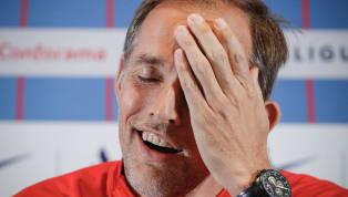 A l'occasion de la 5ème journée de Ligue 1, le Paris Saint Germain affrontera Strasbourg. En conférence de presse, Thomas Tuchel était tout heureux...
