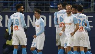 Après une série effarante de matchs sans victoire,l'OMrenoue avec le succès à Caen cet après-midi. Un but deMorgan Sansonen tout début de seconde...