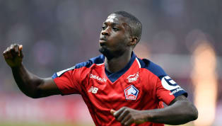 Nicolas Pepe's agent has revealed that the coveted Ivorian is 'open to everything' asEverton continue to showinterest in the Lille forward, despite growing...