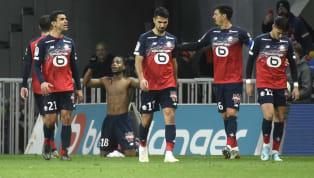 Fransa Ligue 1'in 18. hafta mücadelesinde Lille, kendi sahasında konuk ettiği Montpellier'yi 2-1 mağlup etti. Lille'e galibiyeti getiren golleri; 40....