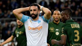 Marseillene profite pas du nul entre Lyon et Lille. Au Vélodrome, les Olympiens n'ont pas su profiter de leur domination pendant une heure de jeu. Face à...