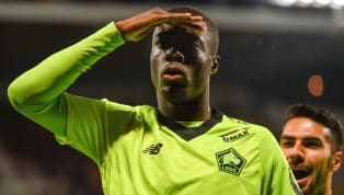 Courtisé par les plus grands clubs européens , Nicolas Pépé (23 ans), véritable révélation du championnat français, réalise une saison presque parfaite avec...