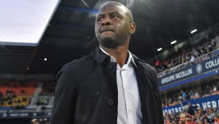 Patrick Vieira has hinted that he'd be tempted to take the Arsenal job were it offered to him, but insists he's happy as manager of Nice. The 43-year-old...