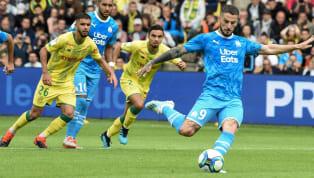 El refuerzo del Olympique de Marsella tuvo en sus pies la apertura del marcador ante Nantes. Sin embargo, su disparo se fue por encima del travesaño....
