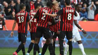 Des cartons rouges et des jolis buts. La rencontre entre Nice et Lyon ce dimanche après-midi dans le cadre de la 22ème journée de Ligue 1 a offert beaucoup de...