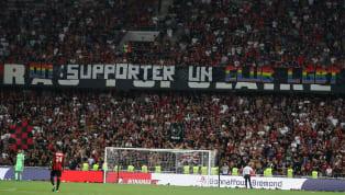 Alors que le match entre Nice et l'OM a été interrompuà cause de banderoles à caractère homophobe, les joueurs et entraîneurs ont quasiment tous réagi de...