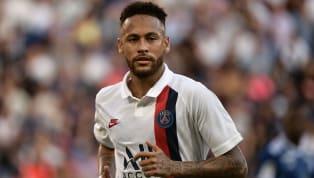 """El crack brasileño habló con la prensa tras el partido que Paris Saint Germain le ganó a Strasbourg. """"Hice todo para salir, pero no me dejaron"""", confesó..."""