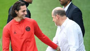 BREAKING : Antero Henrique annonce le départ d'Adrien Rabiot du PSG