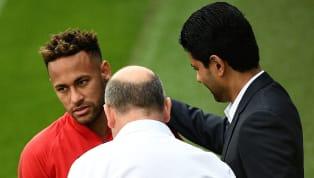 Neymar Jr. ist der absolute Superstar bei Paris Saint-Germain und gefragter denn je. Allen voran stehtReal Madrid, das den Brasilianer liebend gerne im...