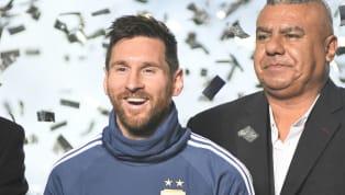  ริวัลโด้ ตำนานลูกหนังชาวบราซิล ยืนยันหนักแน่นว่าลีโอเนล เมสซีของ บาร์เซโลนา เหมาะที่จะคว้ารางวัล แข้งยอดเยี่ยมแห่งปี FIFA เหนือคริสเตียโน โรนัลโด้และ...