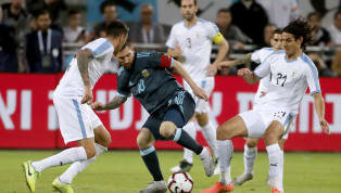 Edinson Cavani reportedly asked Lionel Messi if he would like to fight him during Argentina's clash with Uruguay on Monday night. The two sides played out a...