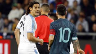 Lors du match amical entre l'Argentine et l'Uruguay (2-2), Edinson Cavani et Lionel Messi se sont fortement clashé sur et en dehors du terrain. Une...