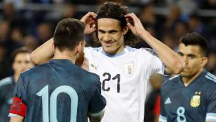 La twittosphère s'enflamme après la vive altercation qui a éclaté entre Edinson Cavani et Lionel Messi pendant le match amical entre l'Argentine et l'Uruguay...