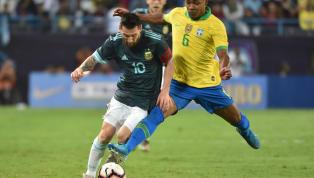 """Le """"Superclassico"""" Brésil - Argentinen'a pas tenu toutes ses promesses (0-1). Même s'il s'agissait d'un match amical, les rencontres entre les deux rivaux..."""