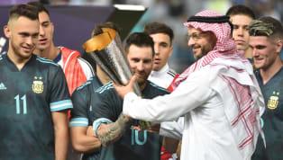 Megabintang Barcelona,Lionel Messi,puas setelah mengantarkan Timnas Argentina meraih kemenangan melawan rival bebuyutan, Timnas Brasil. Menurut pemain...