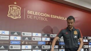 El seleccionador español ha atendido a los medios después de haber anunciado la lista de convocados de cara a los partidos de clasificación para...