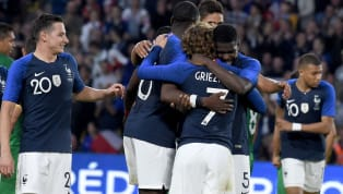 L'Équipe de France affrontait la Bolivie pour un match amical à Nantes. Un match tranquille pour les Bleus, qui affrontaient une faible équipe Bolivienne. Une...