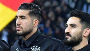 Die türkische Nationalmannschaft hat am Freitagabend für einen Eklat gesorgt. Nach dem späten Siegtreffer gegen Albanien (1:0) salutierten einige Spieler...