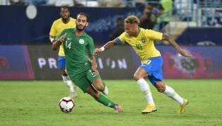 Durante toda a Copa do Mundo, Neymar falou apenas uma vez com a imprensa. E por obrigação pelo fato de ter sido eleito o melhor jogador de uma partida....