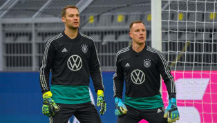 Thủ thànhBarcelonaMarc-Andre ter Stegen khẳng định không có chuyện anh bất hòa và mâu thuẫn với Manuel Neuer liên quan đến vị trí thủ môn số một của tuyển...