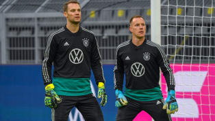 ​Manuel Neuer has dismissed ​rumours of a rift with compatriot Marc-Andre ter Stegen despite their rivalry for the German national team's first choice...