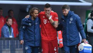 Der FC Bayern München muss für den Rest der Saison auf Niklas Süle verzichten.Wie bereits am Samstagabend befürchtet, erlitt der Innenverteidiger einen...