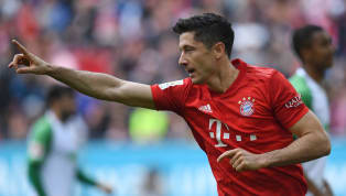 Bayern Munich striker Robert Lewandowski has added another goalscoring record to his repertoire after his 14th minute strike against Augsburg on Saturday. Die...