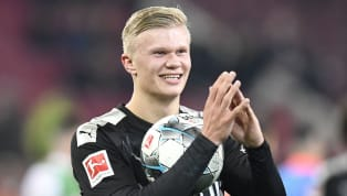 Ein Hattrick ist ohnehin schon etwas Besonderes. Seit Einführung der Fußball-Bundesliga im Jahr 1963 wurde etwa alle 160 Spiele ein lupenreiner Hattrick...