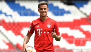 FC Bayern Munchen sukses merekrut gelandang serang asal Brasil, Philippe Coutinho, dari Barcelona dengan skema pinjaman semusim dan opsi beli permanen di...