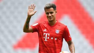 DerFC Bayern Münchenkonnte am Montag in Person von Karl-Heinz Rummenigge und Hasan Salihamidzicmit Philippe Coutinho den erhofften Königstransferdieses...