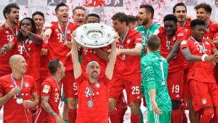 Bayern Munchen menang telak 5-1 atas Eintracht Frankfurt di laga terakhir Bundesliga di Allianz Arena, Sabtu (18/5) dini hari WIB. Kemenangan itu sudah cukup...